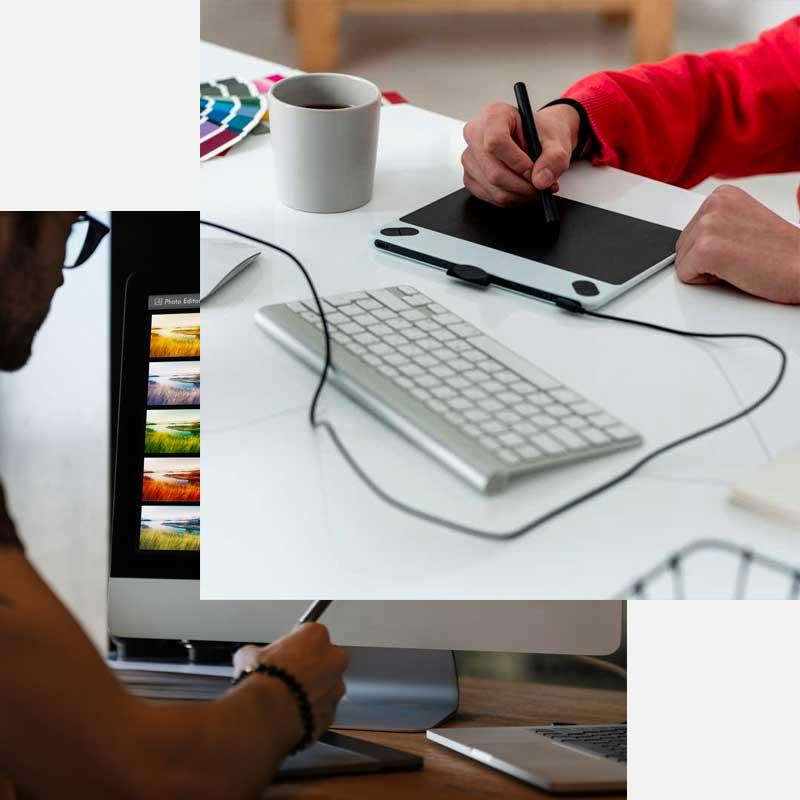Création graphique et webmarketing
