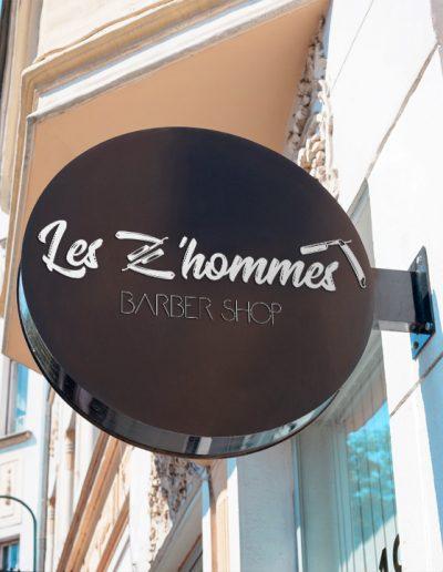 Logo les z'hommes