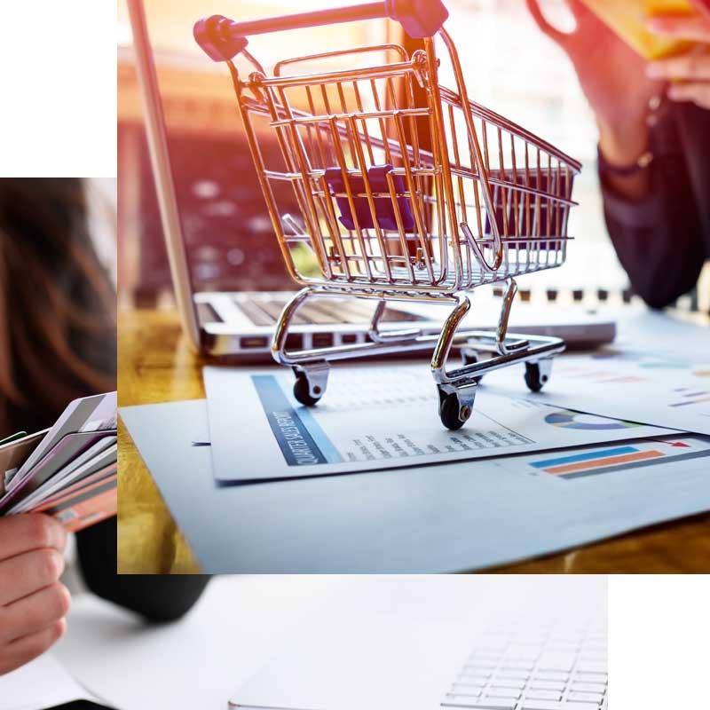 Création boutique e-commerce