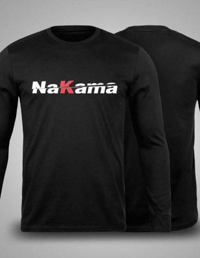 Flocage t-shirt Nakama