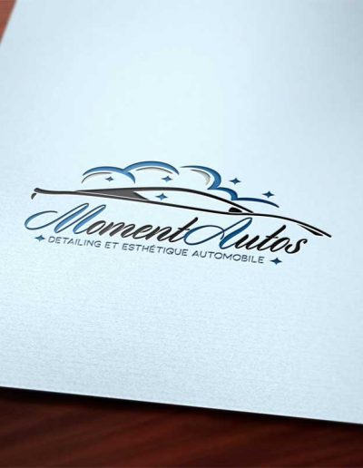 Logo Moment Auto