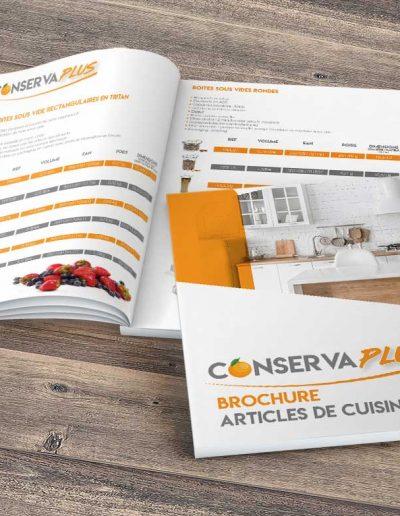 Catalogue de cuisine